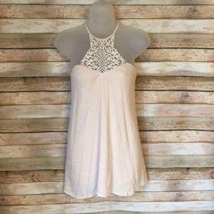 NWT Size M Tobi Blush Pink Mini Dress